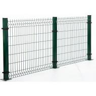 Поцинковани оградни пана