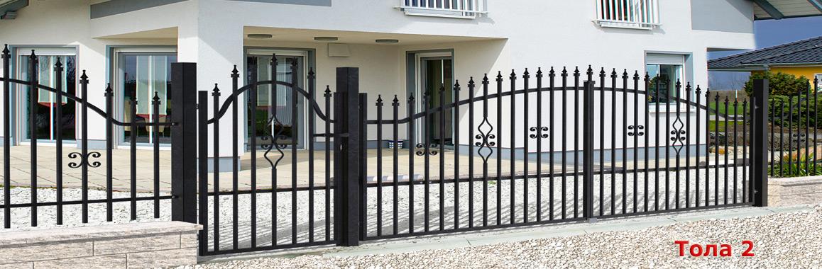 Ограда Тола 2