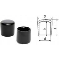 Външни капачки за кръгли тръби с висока устойчивост / PCV